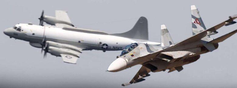 Aeronave Venezolana intercepta avión espía de estados unidos