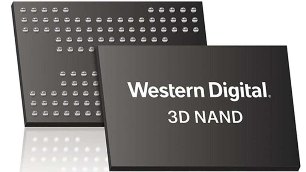 3D Memoria NAND