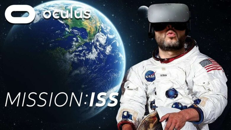 Misión ISS Oculus VR