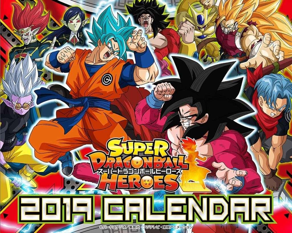 Nueva actualización de Dragon Ball Heroes World Mission se lanzara en Septiembre.