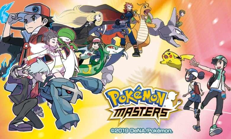 pokemon masters portada