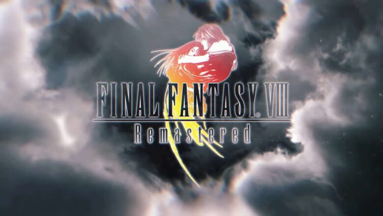 Poster de Final Fantasy VIII Remastered