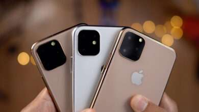 Iphone 11 imagen pantalla trasera
