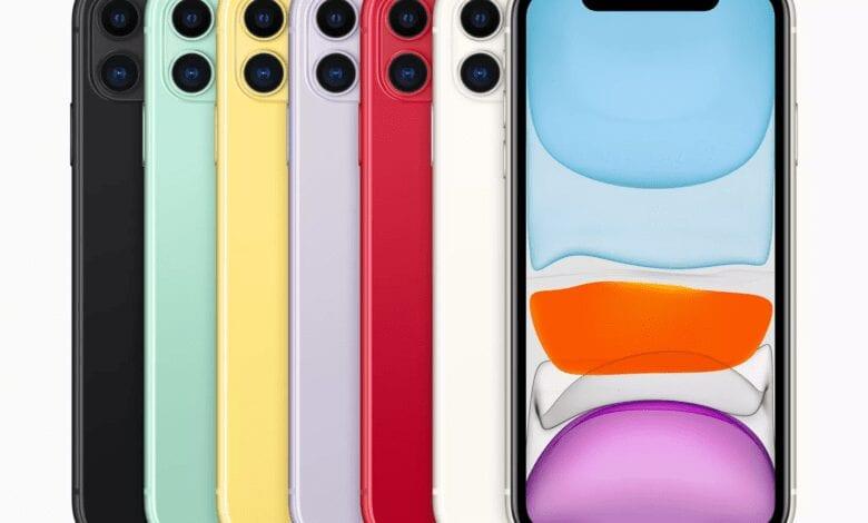 Apple ya presento su nuevo Iphone 11 junto a su nuevo reloj Watch serie 5