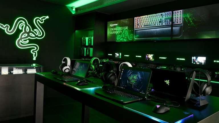 El nuevo RazerStore se encuentra ubicado en Las Vegas