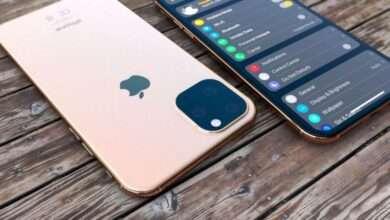 iphone nuevo color rosa
