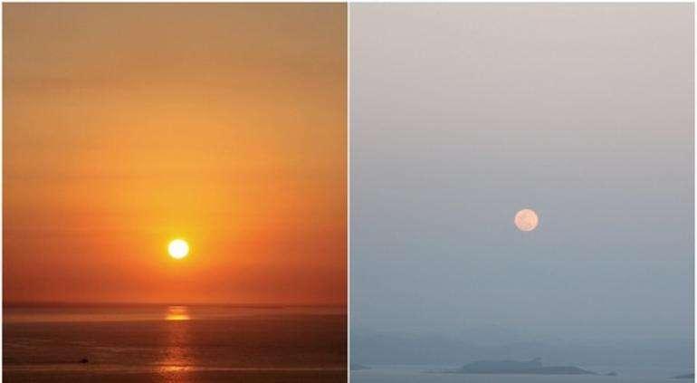 Una micro luna llena o luna de cosecha iluminará el cielo el viernes 13 por primera vez en 20 años