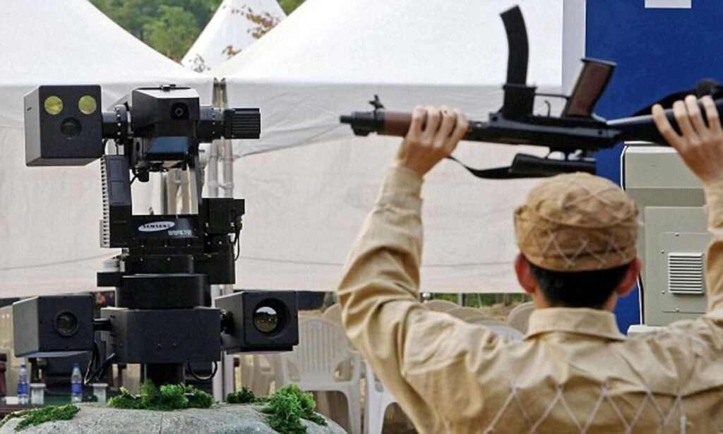 robots sgr-1 corea del sur