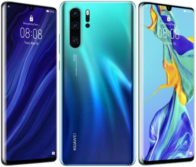 Huawei p30 pro color personalizado uno de los mejores móviles de 2019