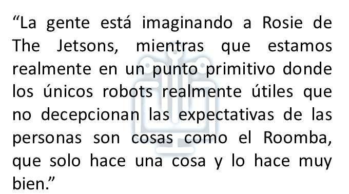 cita de los robots sociales por Kate Darling