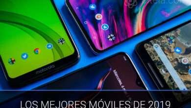 dispositivos móviles de 2019