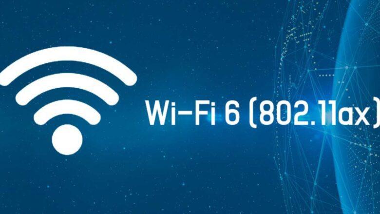 Wifi 6 802.11