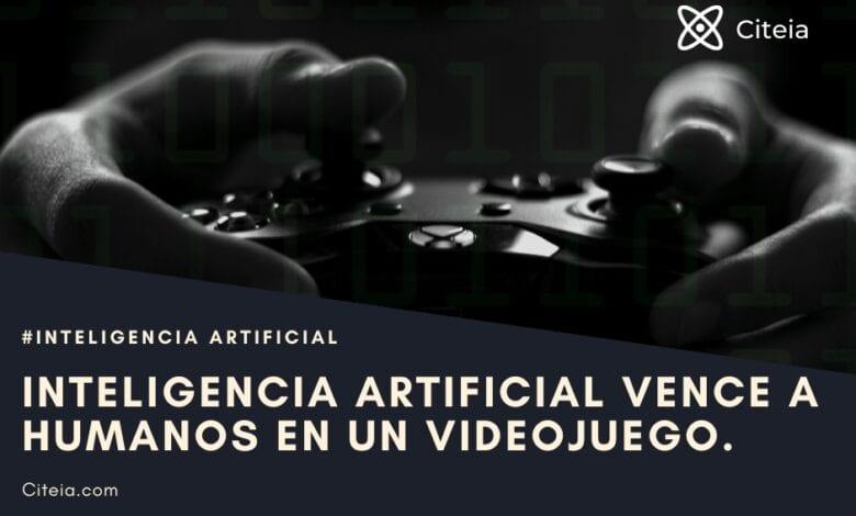 Inteligencia artificial vence a humanos