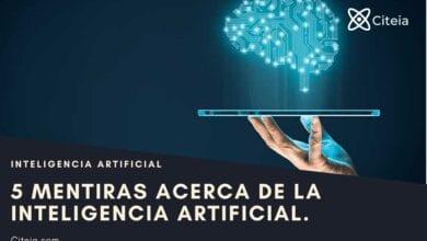 mentiras de la inteligencia artificial