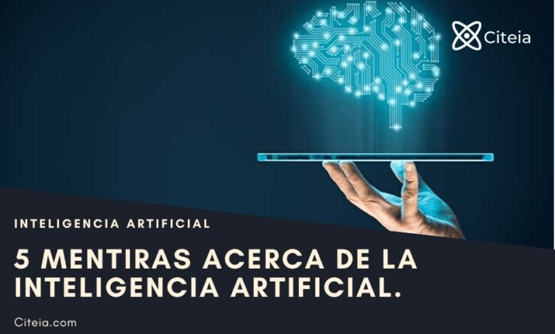 mentiras de la inteligencia artificial