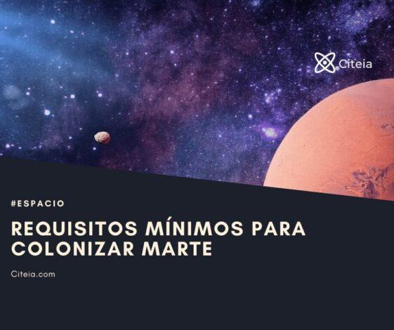 requisitos para Colonizar Marte por Elon Musk