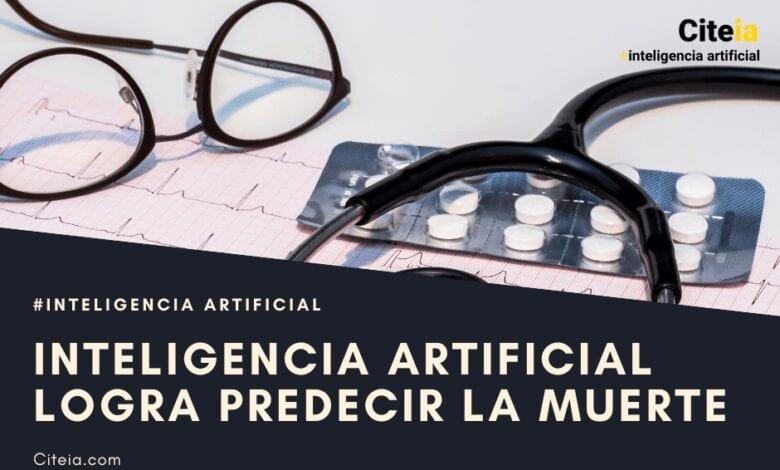 Inteligencia artificial predice la muerte