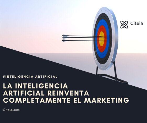 La inteligencia artificial reinventa completamente el marketing