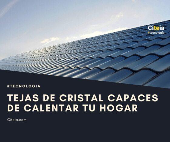 tejas de cristal
