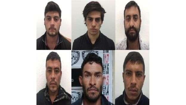 youtuber mexicano de 25 años sentenciado con 5 hombres más a 50 años de carcel