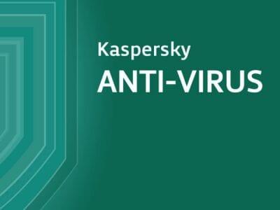logotipo Kaspersky  antivirus
