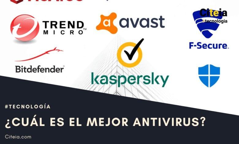comparación ¿Cuál antivirus es el mejor?