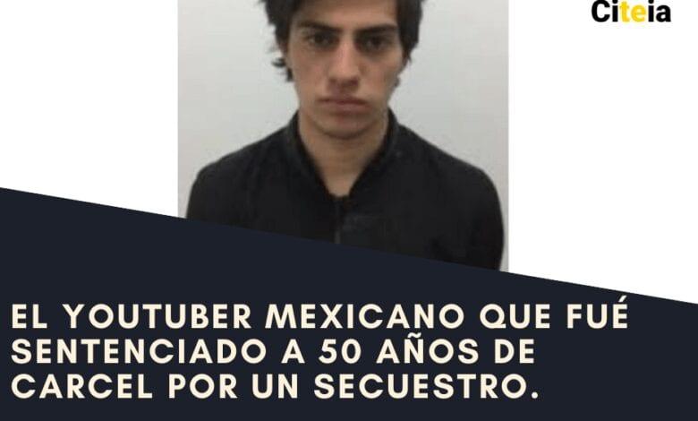 youtuber german loera foto de arresto citeia