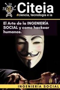 El arte de la ingeniería social portada libro