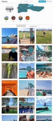 ingeniería social instagram
