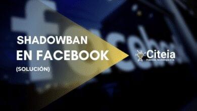 shadowban en facebook