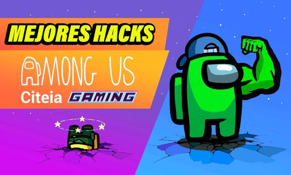 los mejores Hacks para Among us portada de articulo