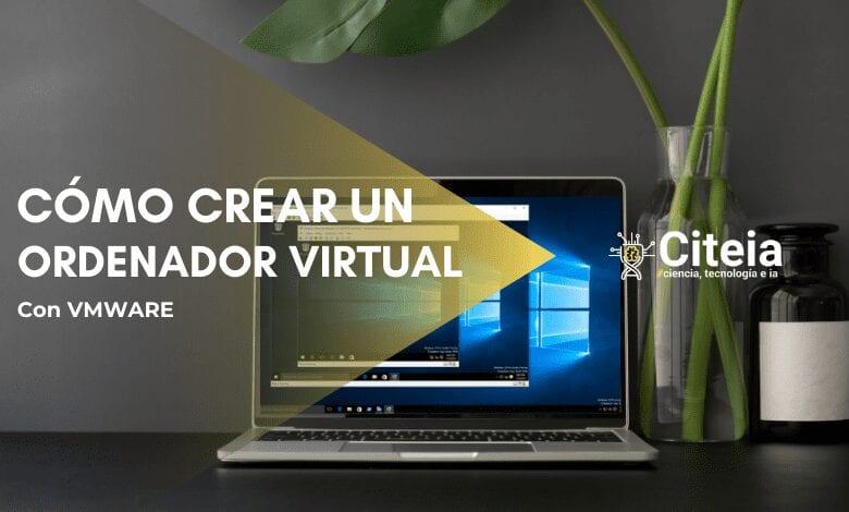 Crear un ordenador virtual con vmware portada articulo