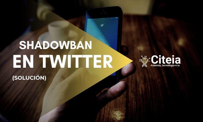 shadowban en twitter portada de articulo