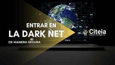 navegar en la dark web de forma segura portada de articulo