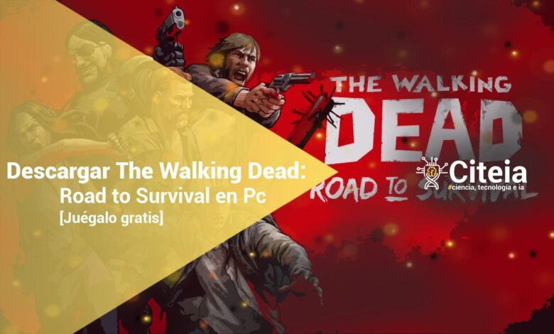descargar Walking Dead en pc portada de artículo