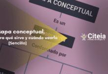 mapa conceptual para que sirve portada de articulo