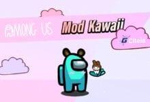 Among Us KAWAII nuevo mod portada de artículo