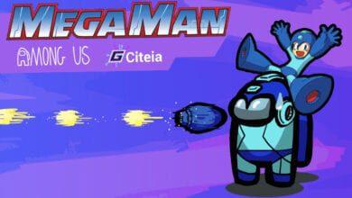 mod de megaman para among us portada de articulo