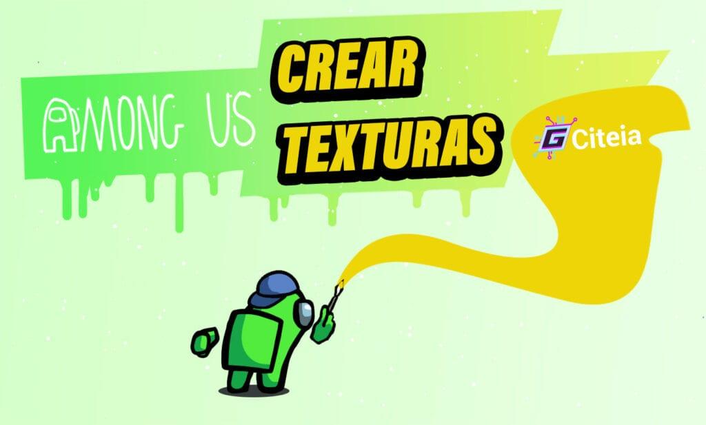crear texturas para among us portada de articulo