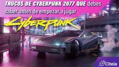 guia completa de trucos que debes saber antes de jugar cyberpunk 2077 portada de artículo