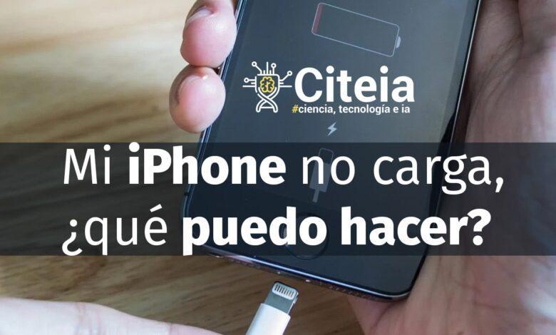 Mi iPhone no carga, ¿qué puedo hacer? portada de artículo
