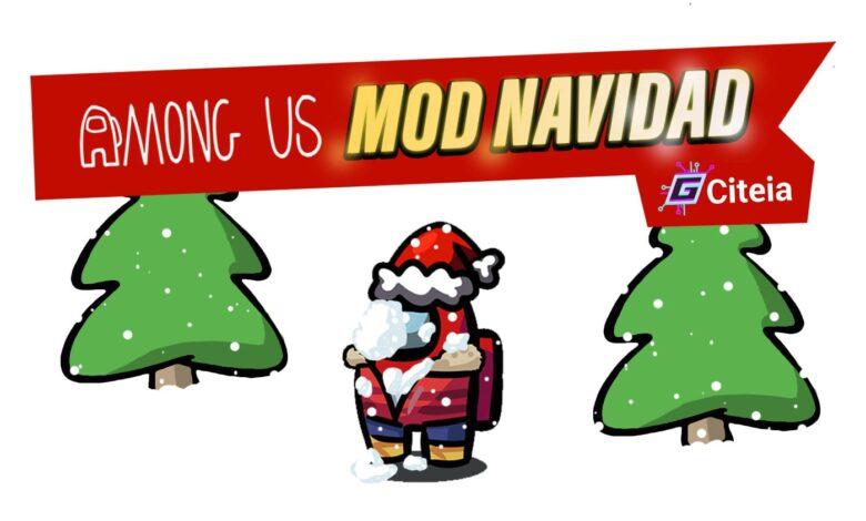 Mod de navidad 2 para Among us portada de artículo