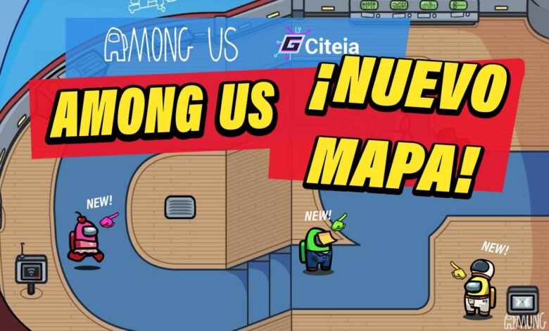 Nuevo mapa de among us portada de articulo
