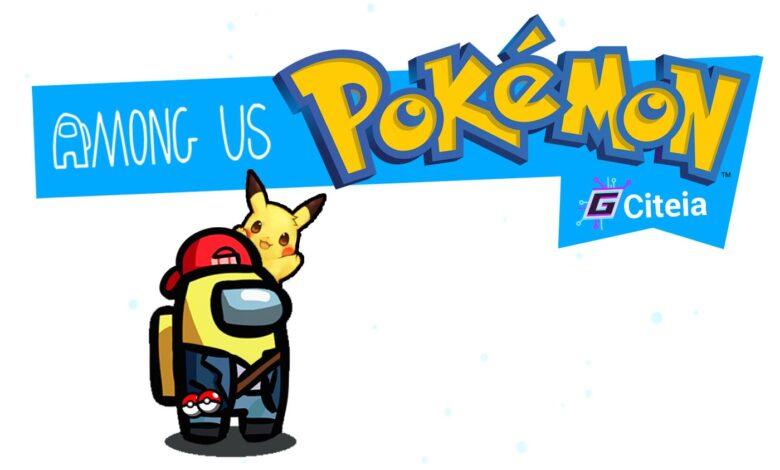 Mod pokemon para Among Us versión 12.9s portada de artículo