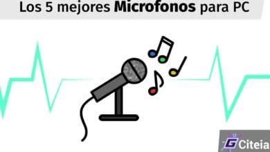Los 5 mejores micrófonos para Pc que puedes comprar para grabar portada de artículo