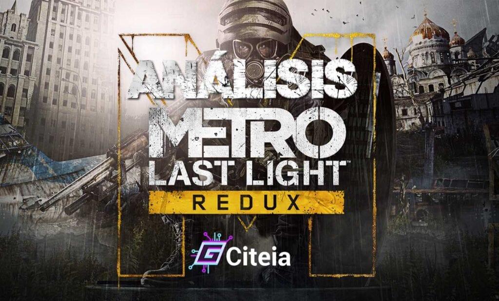 Metro 2033, análisis del videojuego post apocalíptico portada de artículo
