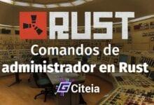 Comandos de administrador en Rust [Lista] portada de artículo