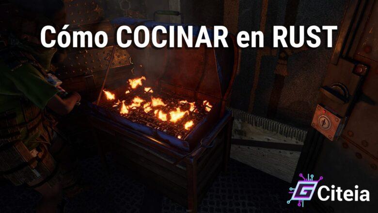 Como cocinar en Rust