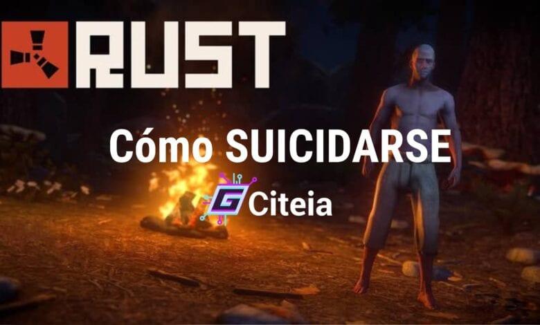 Como suicidarse en Rust