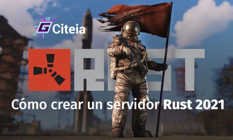 Cómo crear un servidor Rust 2021 portada de artículo